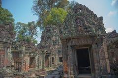 Kahn de Preah Fotos de archivo