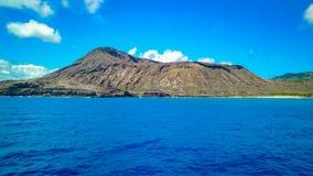 Kaholepelepe Oahu Στοκ εικόνα με δικαίωμα ελεύθερης χρήσης
