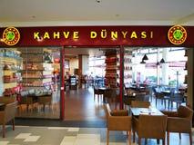 Kahve Dünyası Rumunia - najlepszy ilości kawowe fasole obrazy royalty free