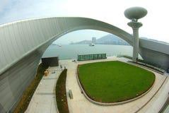 Kai达巡航终端-香港 库存照片