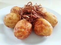 Kai-Blick koey, thailändisches Lebensmittel, Thailand Lizenzfreies Stockfoto