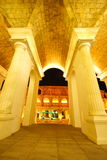 Kai des Macau-Fischers Lizenzfreies Stockfoto