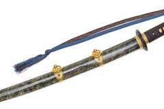 'Kai Gunto ': Japanska Marine Sword From World War 2 arkivfoton