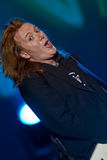 Kai Hansen (Unisonic). Unisonic on Masters of Rock 2012 Stock Photos