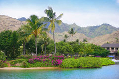 kai hawaii Fotografia Stock