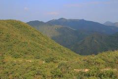 Kai Kung Shan at Sai Kung West Country Park Stock Images