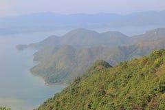 Kai Kung Shan at Sai Kung West Country Park Royalty Free Stock Images