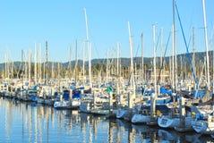 Kai Monterey des alten Fischers Stockfoto