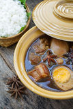Kai pa, Tajlandia jedzenie Obrazy Royalty Free