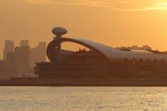 Kai Tak Cruise Terminal Foto de Stock
