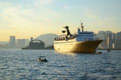 Kai Tak Cruise Terminal Stock Photos