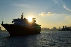 Kai Tak Cruise Terminal Stock Photo