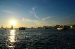 Kai Tak Cruise Terminal Royalty Free Stock Photos