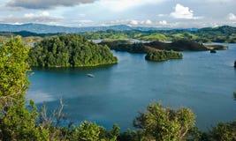 Kaibangya Lake, Yunnan, China Stock Images