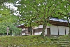 Kaidan,在Dazaifu的Kanzeon ji 免版税库存图片
