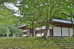 Kaidan внутри, ji Kanzeon на Dazaifu Стоковые Изображения RF