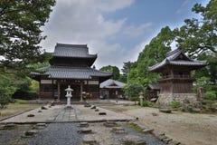 Kaidan dentro a Fukuoka, Giappone Fotografia Stock Libera da Diritti