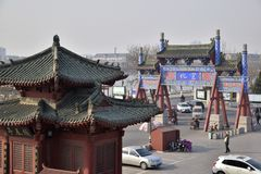 Kaifeng, Henan, Κίνα Στοκ Φωτογραφία