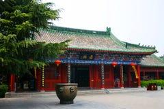 Kaifeng, Henan, porcelana Zdjęcia Stock