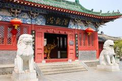 Kaifeng, Henan, porcelana Imagem de Stock Royalty Free