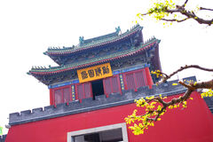 Kaifeng, Henan, porcelana Zdjęcie Royalty Free