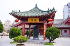 Kaifeng Kina Henan för turist- dragningar regering Arkivbilder