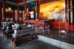 Kaifeng lobby Royalty Free Stock Photography