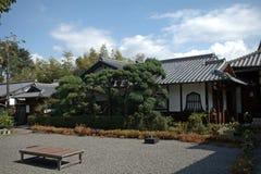 Kaiko Temple, Kyoto, Japan Stock Photography