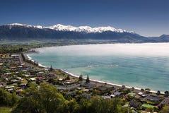 Kaikoura,新西兰 免版税库存图片