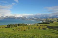 Kaikoura,新西兰 免版税库存照片