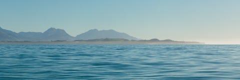 Kaikoura в южном острове, Новой Зеландии стоковая фотография rf