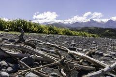 Kaikoura Coast Royalty Free Stock Photography