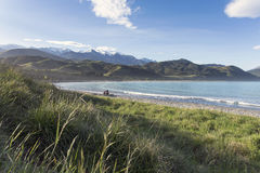 Kaikoura Mountains Stock Photos