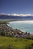 Kaikoura, Nieuw Zeeland Royalty-vrije Stock Foto's