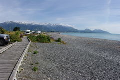 Kaikoura Nieuw Zeeland Royalty-vrije Stock Afbeeldingen