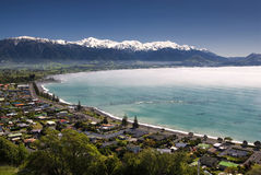 Kaikoura, Nowa Zelandia Obraz Royalty Free