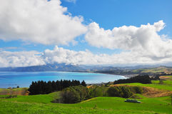 Kaikoura Scenery View Royalty Free Stock Photos