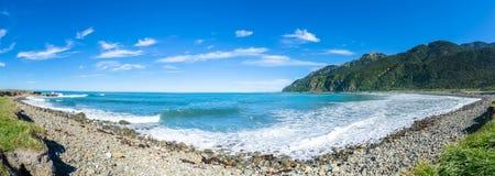 Kaikoura in south island,New Zealand. Royalty Free Stock Image