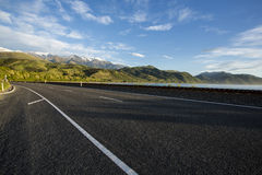 Kaikoura State Highway, NZ Stock Photography
