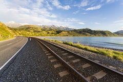 Kaikoura State Highway, NZ Stock Images