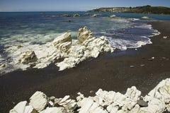 Kaikoura White Rocks Royalty Free Stock Image