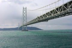 kaikyo γεφυρών akashi Στοκ Φωτογραφία