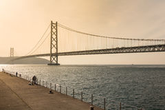 kaikyo γεφυρών akashi Στοκ Εικόνες