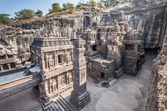 Kailas Temple, Ellora Royalty Free Stock Images