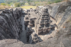 Kailas Temple, Ellora Stock Photography