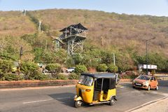 Kailasagiri -Vizag Stock Photography