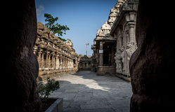 kailasanadhar tempel Stock Afbeeldingen