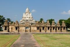 Kailasanathar Hindu Temple  in Tamil Nadu state in India Stock Image