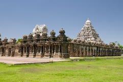 kailasanathar tempel Royaltyfri Fotografi
