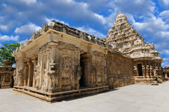 Kailasanathar Temple Royalty Free Stock Photography